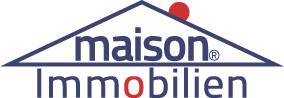 Hier sehen Sie das Logo von maison Immobilien GmbH