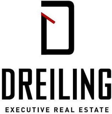 Hier sehen Sie das Logo von Dreiling Executive Real Estate