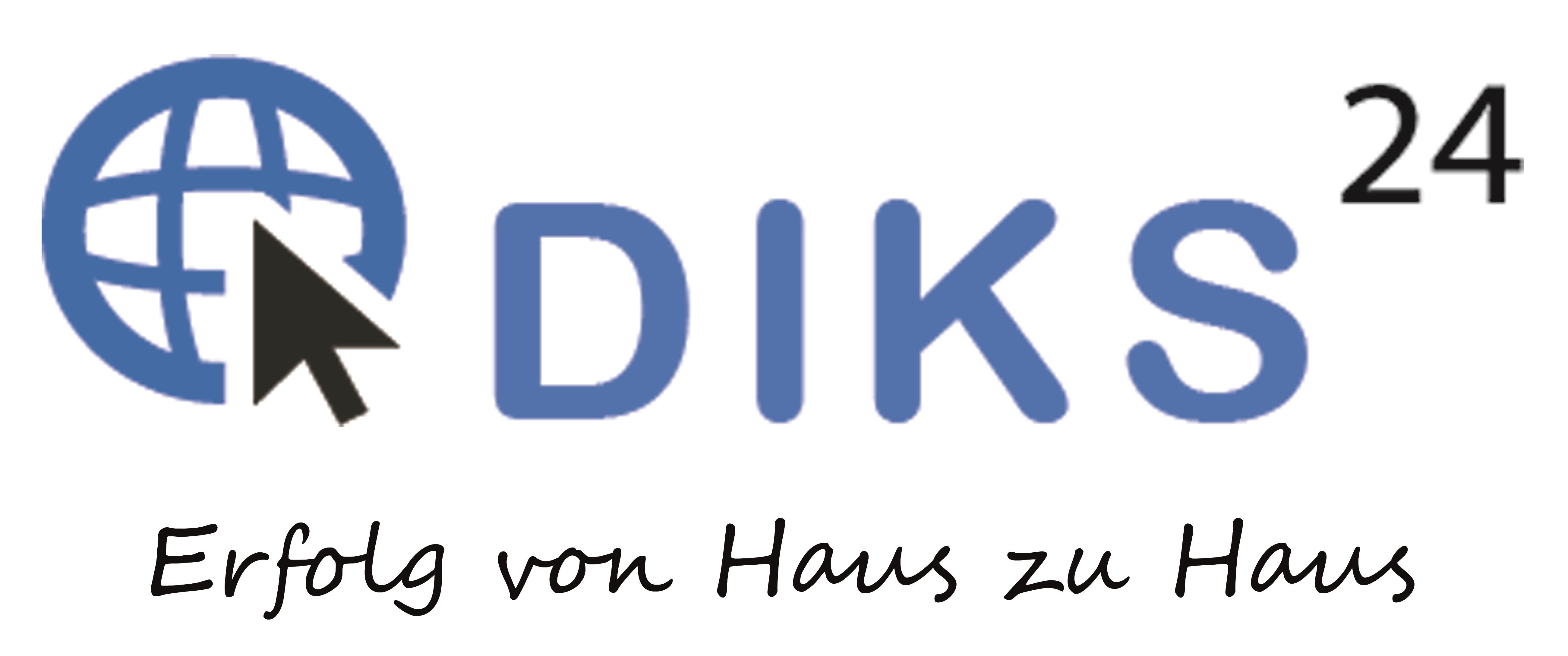 Hier sehen Sie das Logo von DIKS Immobilien Kredit Service Deutschland GmbH