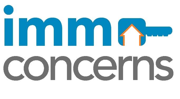 Hier sehen Sie das Logo von Immoconcerns GmbH