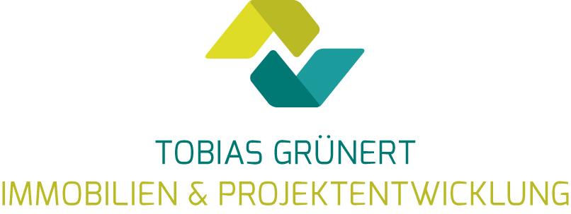 Hier sehen Sie das Logo von Tobias Grünert Immobilien
