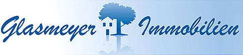 Hier sehen Sie das Logo von Glasmeyer Immobilien