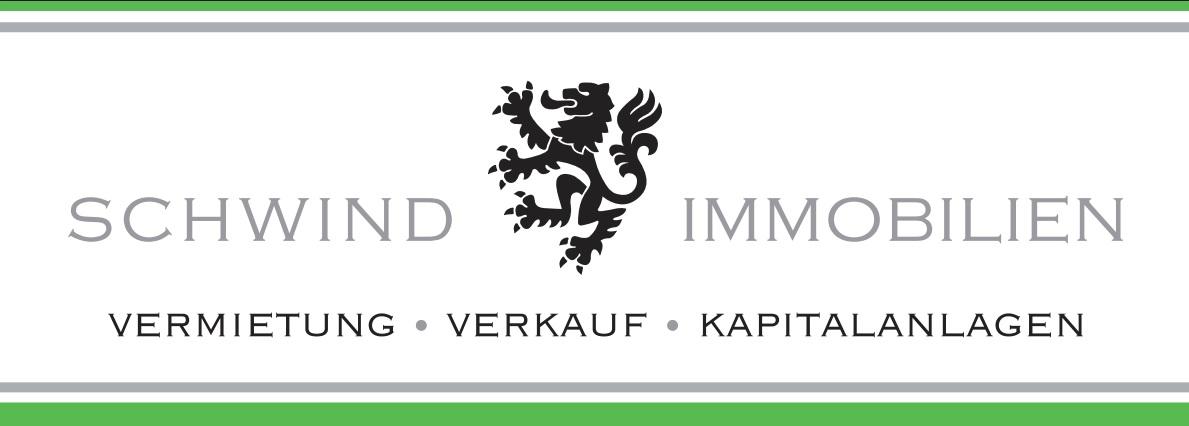 Hier sehen Sie das Logo von SCHWIND IMMOBILIEN