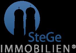 Hier sehen Sie das Logo von SteGe-Immobilien GbR