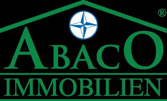 Hier sehen Sie das Logo von AbacO Immobilien Leipzig