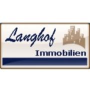 Hier sehen Sie das Logo von Langhof Immobilien