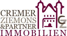 Hier sehen Sie das Logo von CZ&Partner Immobilien