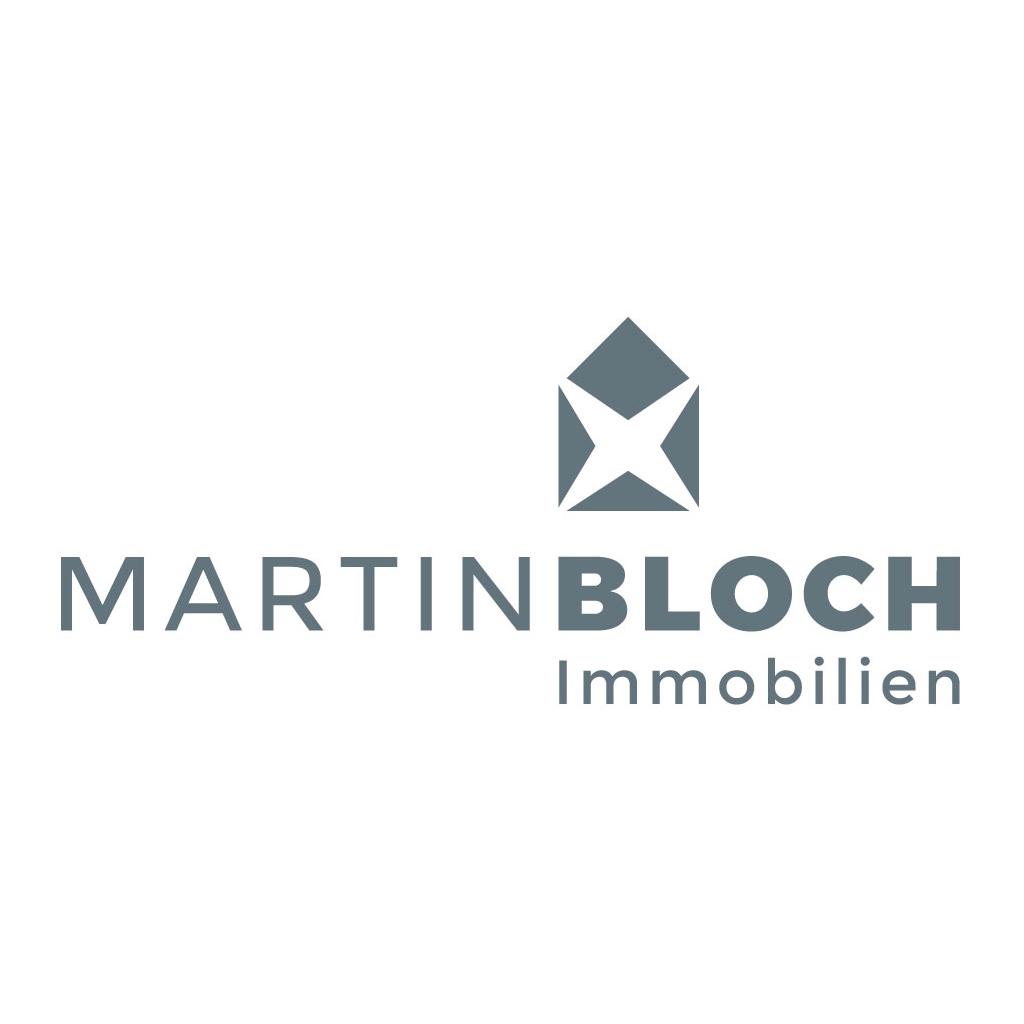 Hier sehen Sie das Logo von Martin Bloch Immobilien