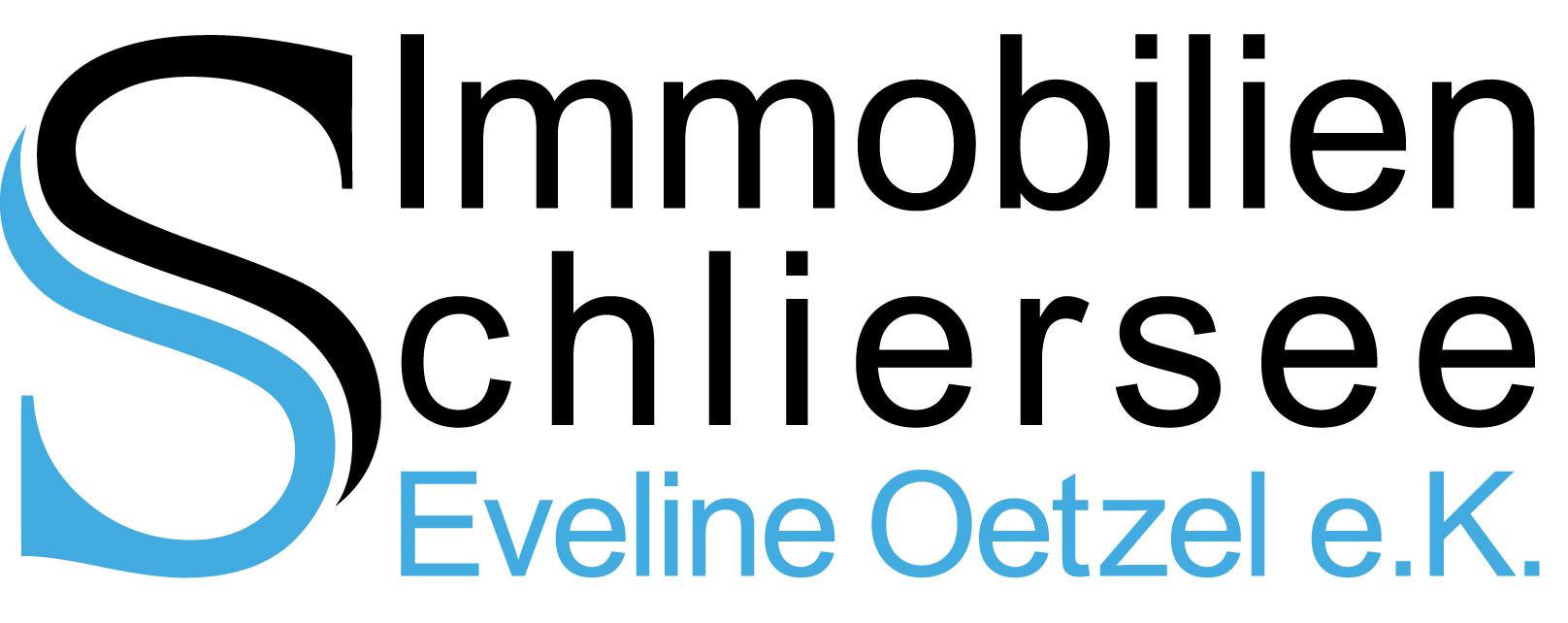Hier sehen Sie das Logo von Immobilien Schliersee Eveline Oetzel e.K.