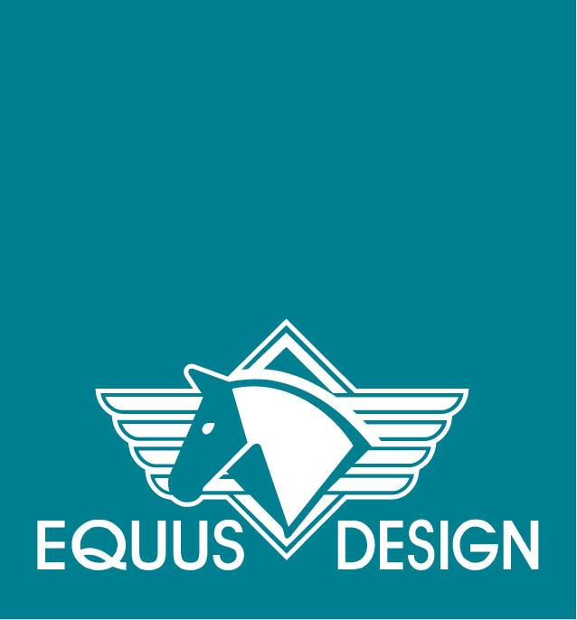 Hier sehen Sie das Logo von EQUUS DESIGN GmbH & Co. KG