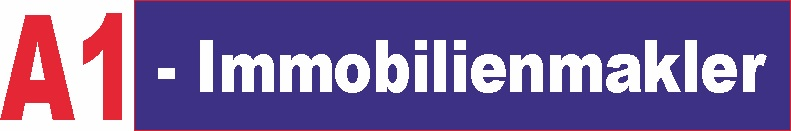 Hier sehen Sie das Logo von A1 Immobilienmakler