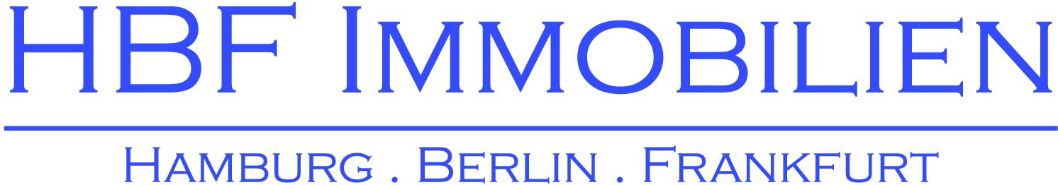 Hier sehen Sie das Logo von HBF Immobilien GmbH
