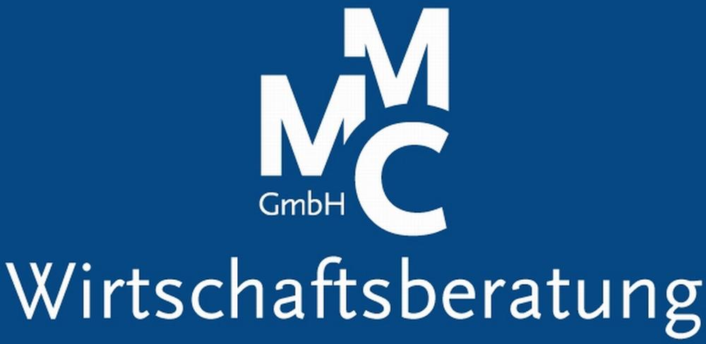 Hier sehen Sie das Logo von MMC GmbH - Wirtschaftsberatung im Heilwesen