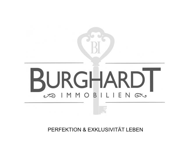Hier sehen Sie das Logo von Burghardt Immobilien GbR