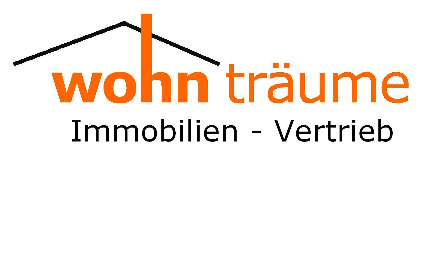 Hier sehen Sie das Logo von Wohnträume Immobilienvertrieb