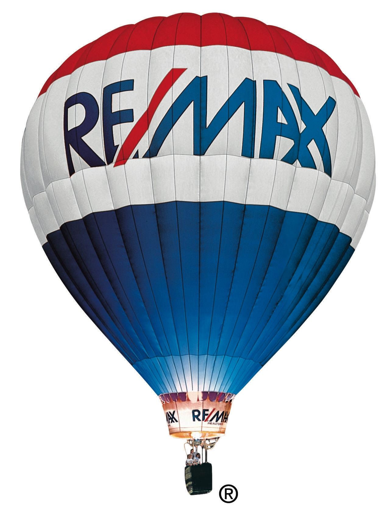 Hier sehen Sie das Logo von RE/MAX Immobilienmarketing Mannheim