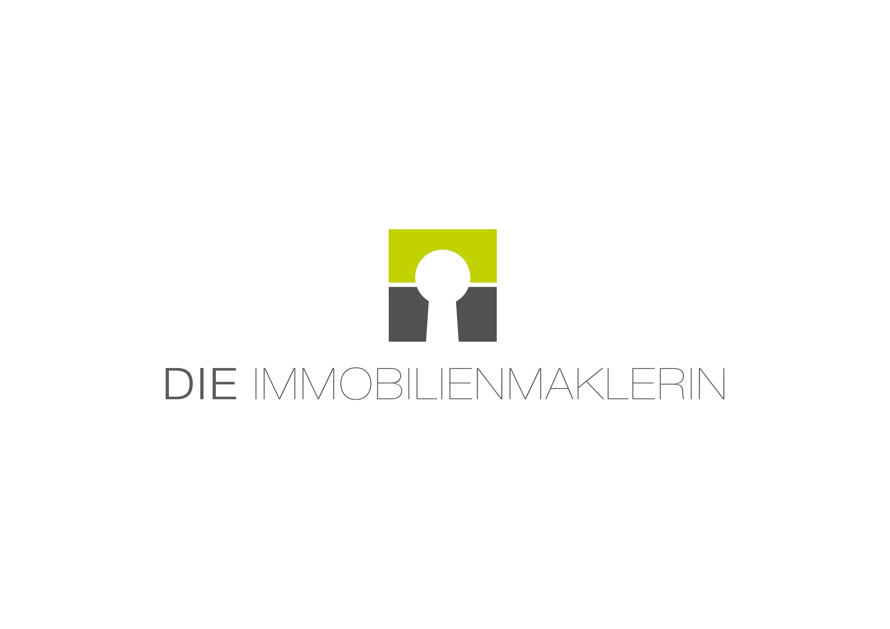Hier sehen Sie das Logo von Die-Immobilienmaklerin