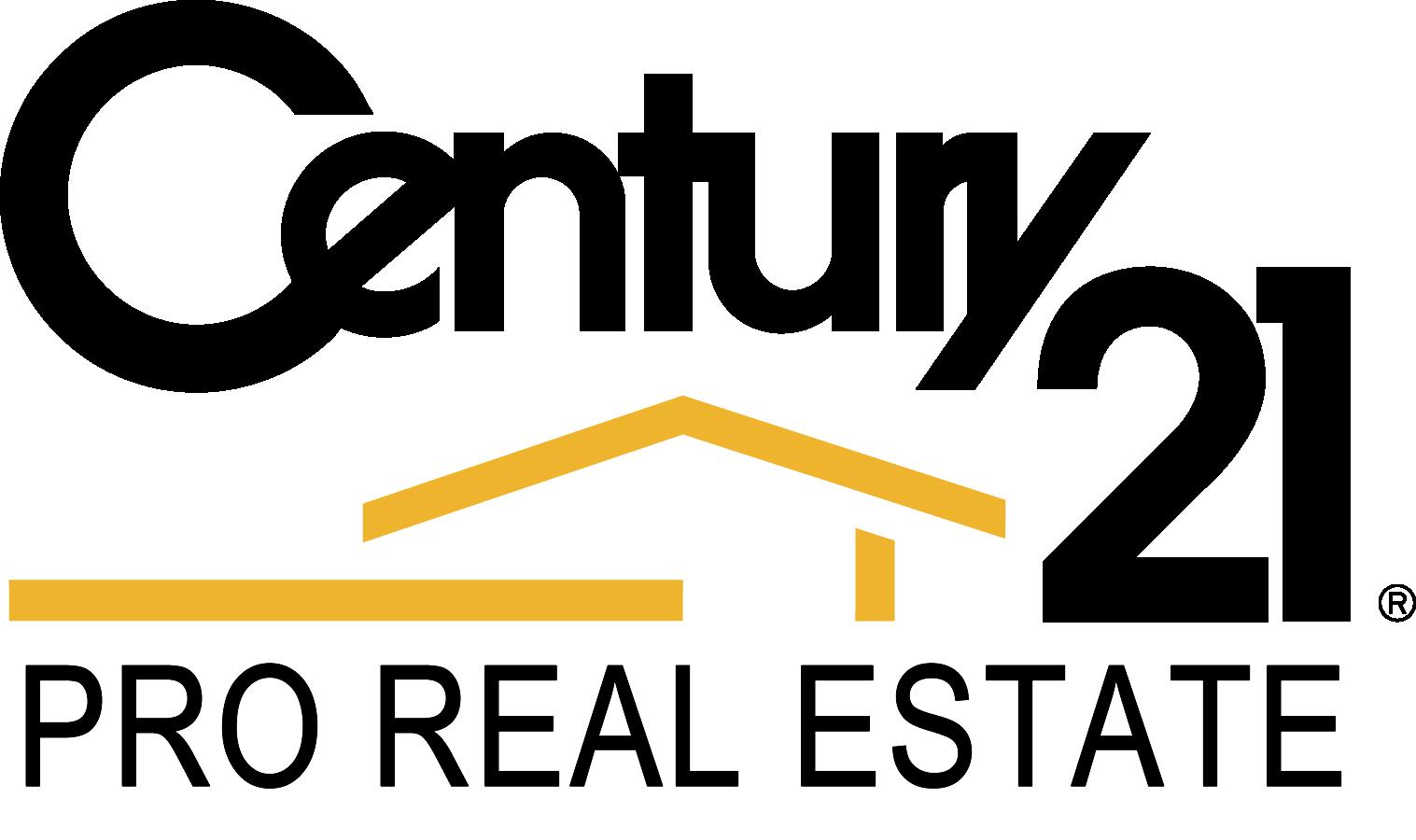 Hier sehen Sie das Logo von CENTURY 21® PRO REAL ESTATE