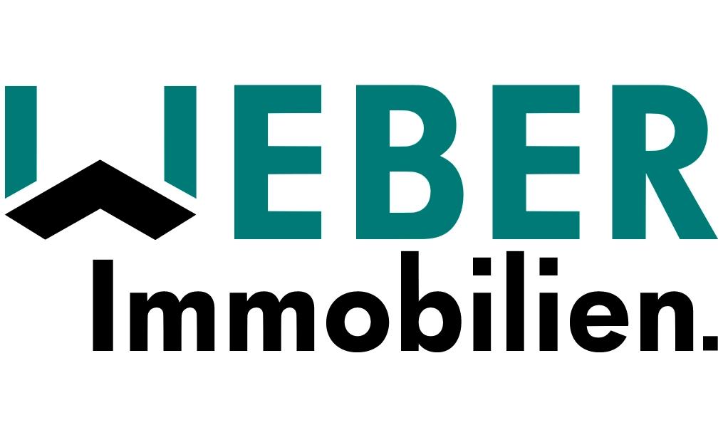 Hier sehen Sie das Logo von WEBER Immobilien - Inhaber Rainer Weber