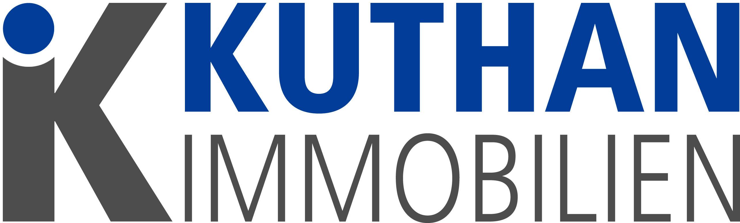 Hier sehen Sie das Logo von Kuthan-Immobilien