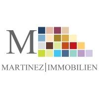 Hier sehen Sie das Logo von Martinez Immobilien