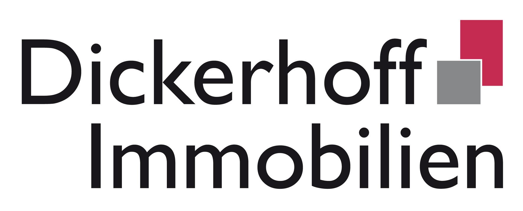 Hier sehen Sie das Logo von Dickerhoff Immobilien