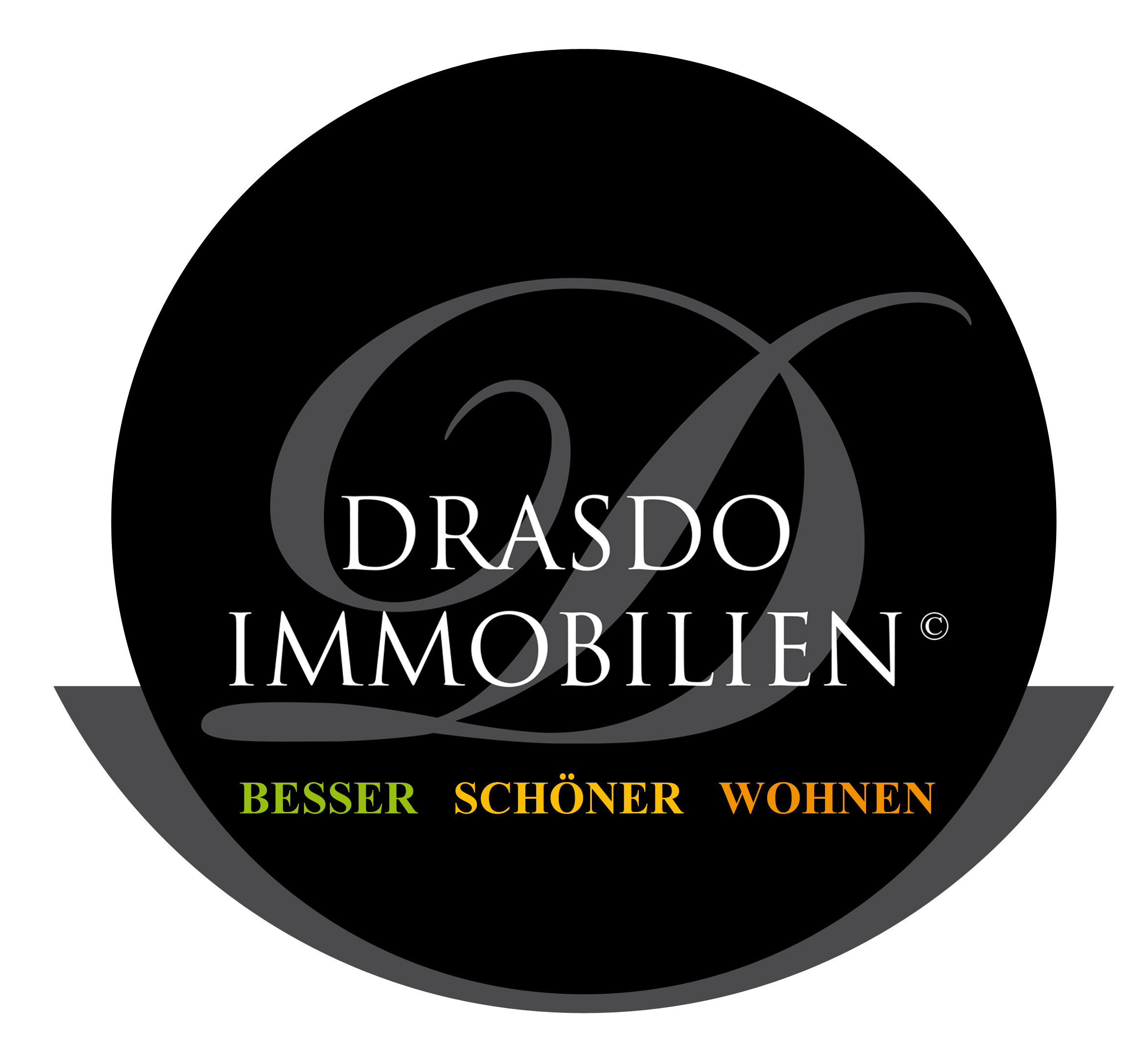 Hier sehen Sie das Logo von Drasdo-Immobilien, Inh. Sven-Oliver Drasdo