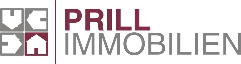 Hier sehen Sie das Logo von Prill Immobilien Leipzig