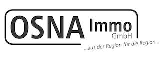 Hier sehen Sie das Logo von OSNA-Immo GmbH