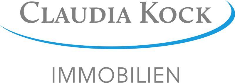 Hier sehen Sie das Logo von Claudia Kock Immobilien
