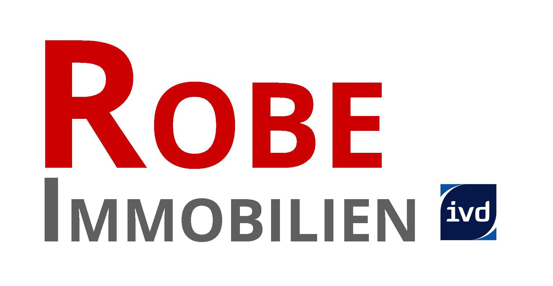 Hier sehen Sie das Logo von Robe Immobilien