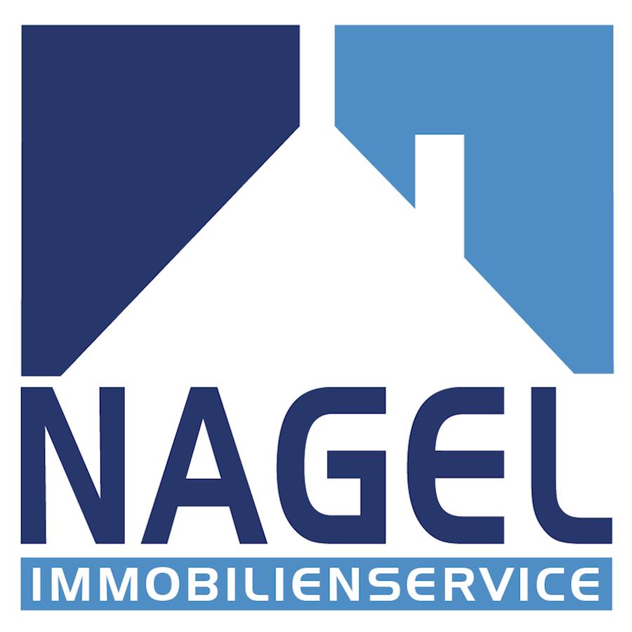 Hier sehen Sie das Logo von NAGEL Immobilienservice