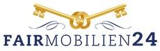 Hier sehen Sie das Logo von Fairmobilien24