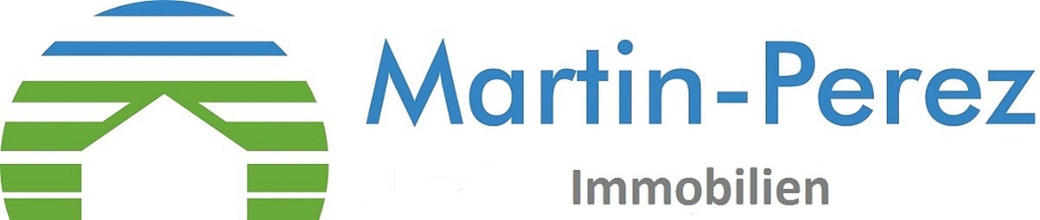 Hier sehen Sie das Logo von Martin-Perez Immobilien