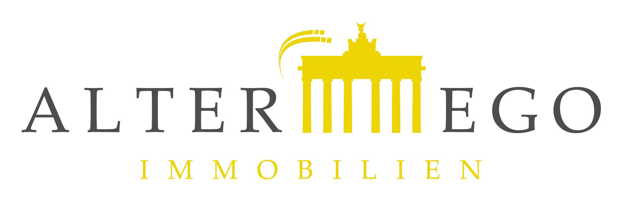 Hier sehen Sie das Logo von ALTER EGO IMMOBILIEN