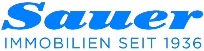 Hier sehen Sie das Logo von Sauer Immobilien GmbH