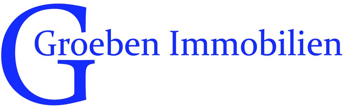 Hier sehen Sie das Logo von Groeben Immobilien