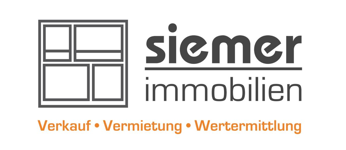 Hier sehen Sie das Logo von Siemer Immobilien