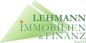 Hier sehen Sie das Logo von Lehmann Immobilien & Finanz GmbH