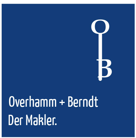 Hier sehen Sie das Logo von Overhamm + Berndt GmbH