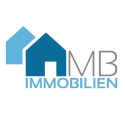 Hier sehen Sie das Logo von MB Immobilien