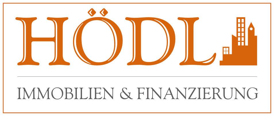 Hier sehen Sie das Logo von HÖDL Immobilien & Finanzierung