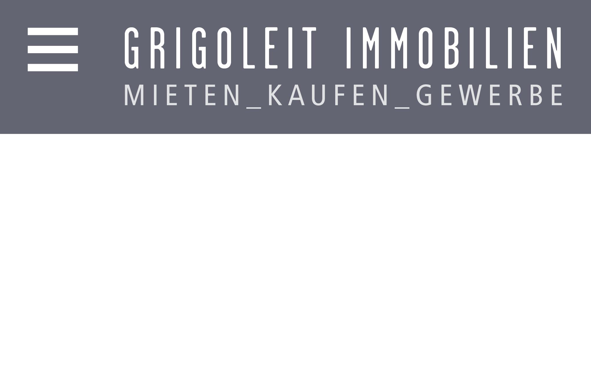 Hier sehen Sie das Logo von UG-Immobilien Grigoleit