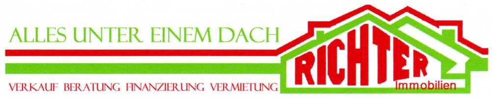 Hier sehen Sie das Logo von Richter Immobilien