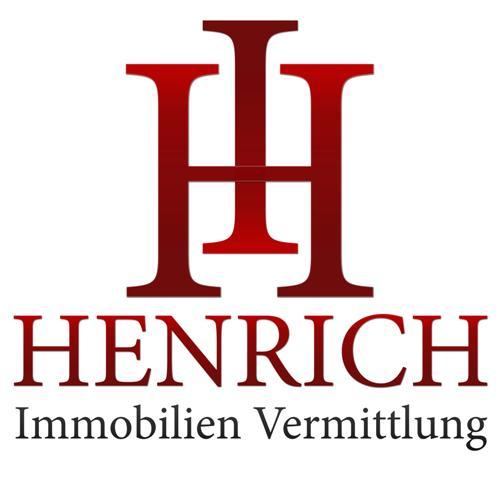 Hier sehen Sie das Logo von HENRICH Immobilien Vermittlung