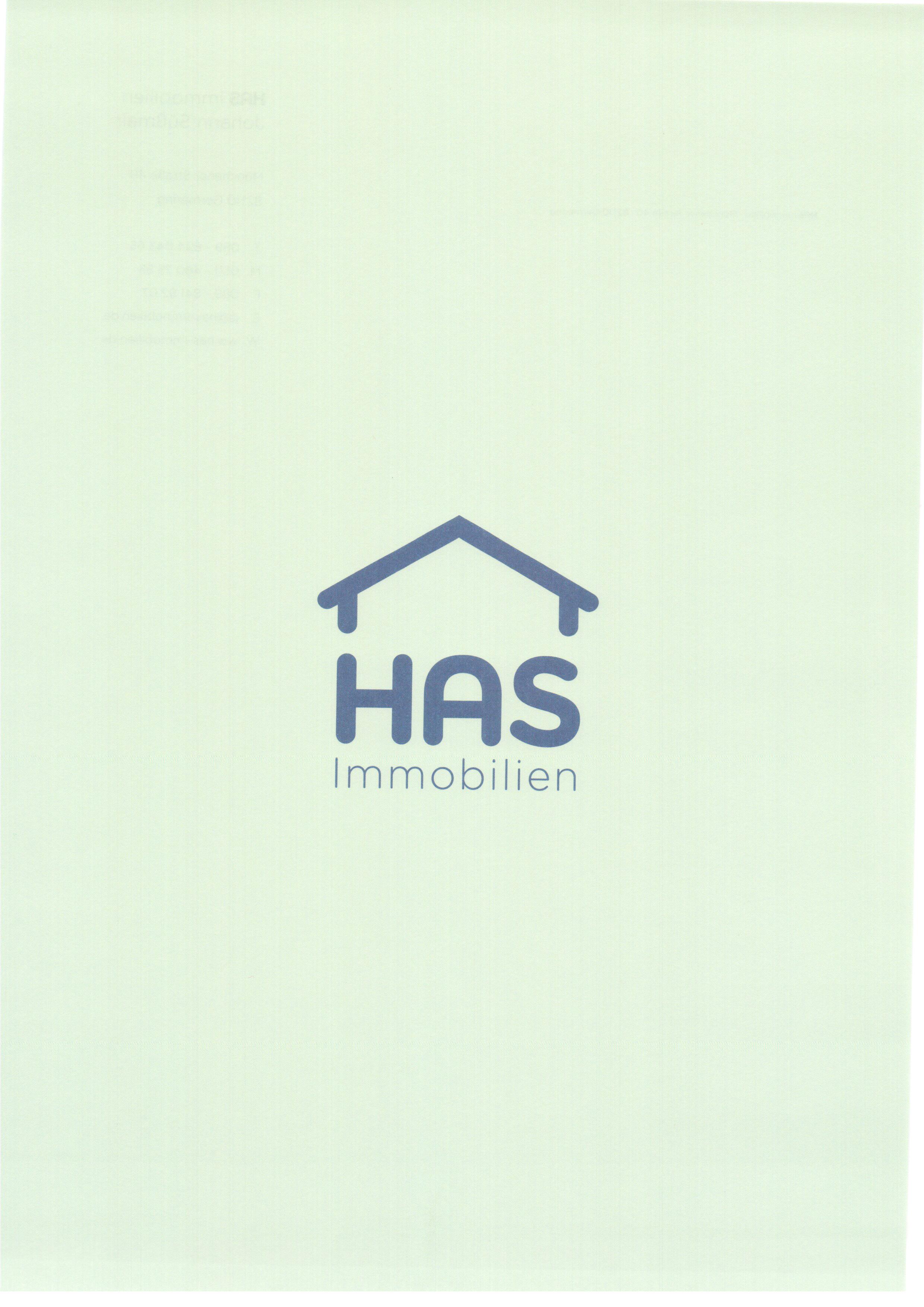 Hier sehen Sie das Logo von HAS-Immobilien