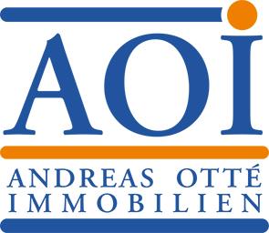 Hier sehen Sie das Logo von Andreas Otté Immobilien