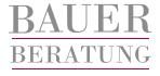 Hier sehen Sie das Logo von Bauer Beratung
