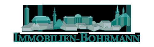Hier sehen Sie das Logo von Immobilien-Bohrmann