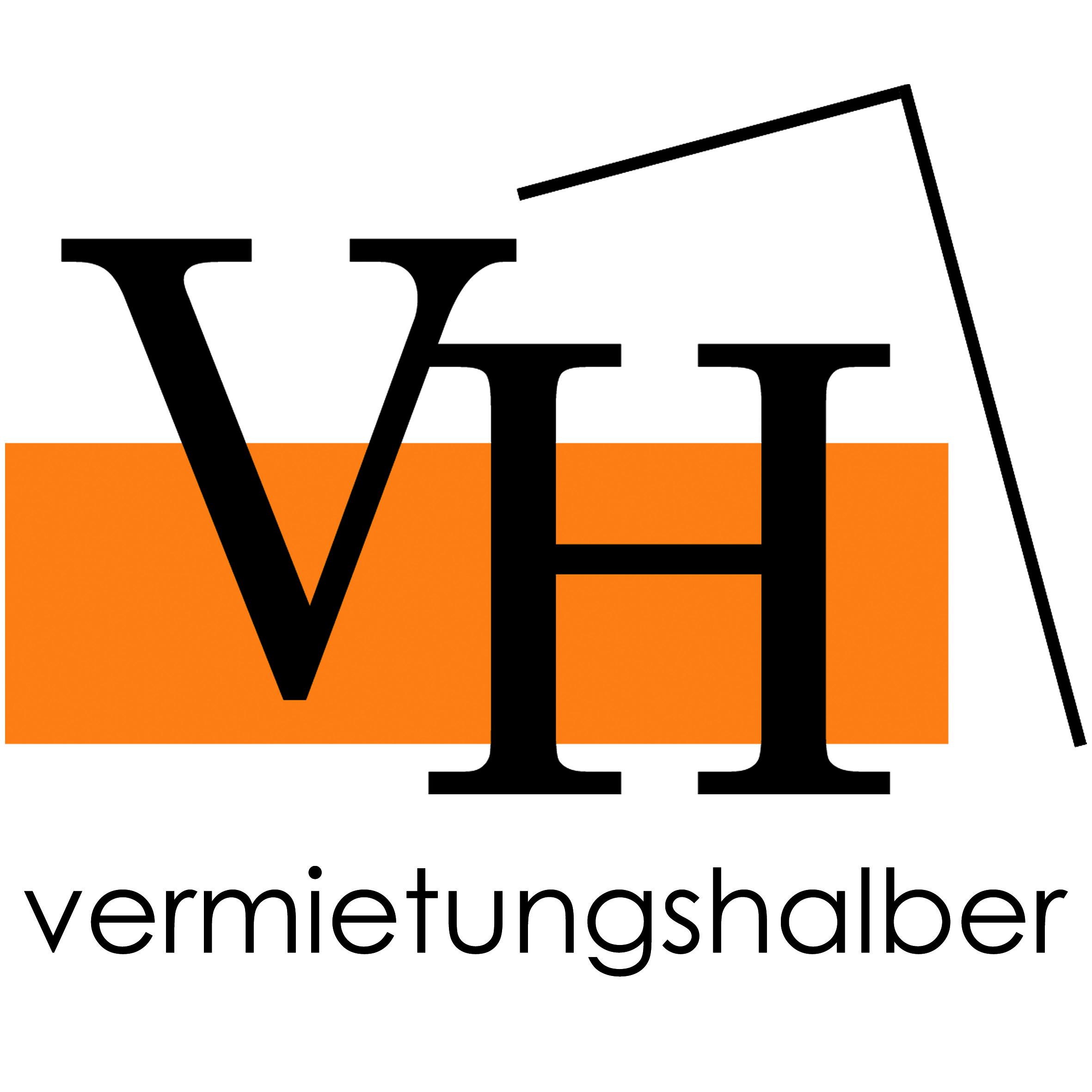 Hier sehen Sie das Logo von Vermietungshalber UG (haftungsbeschränkt)